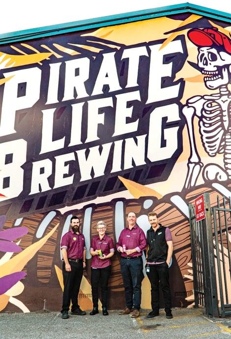 Dan Murphy's Collaboration Beers