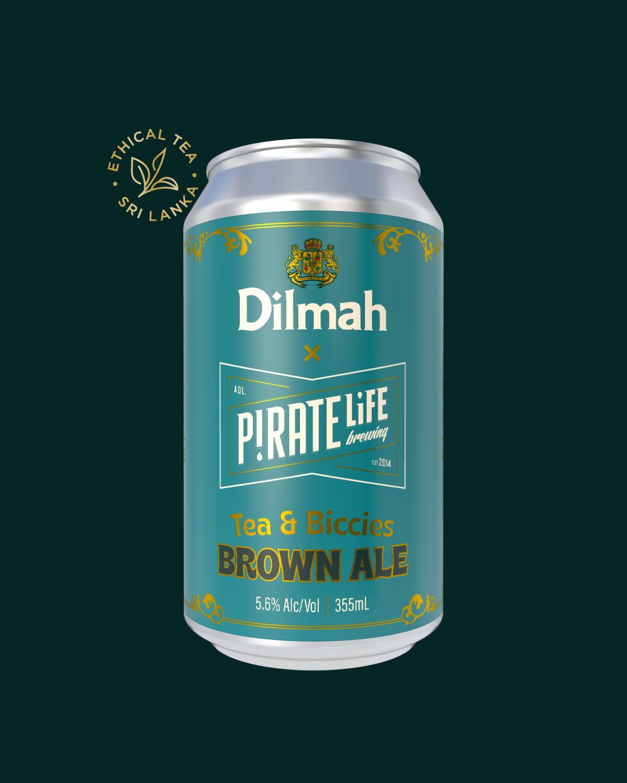 Dilmah Brown Ale Social Tile-01