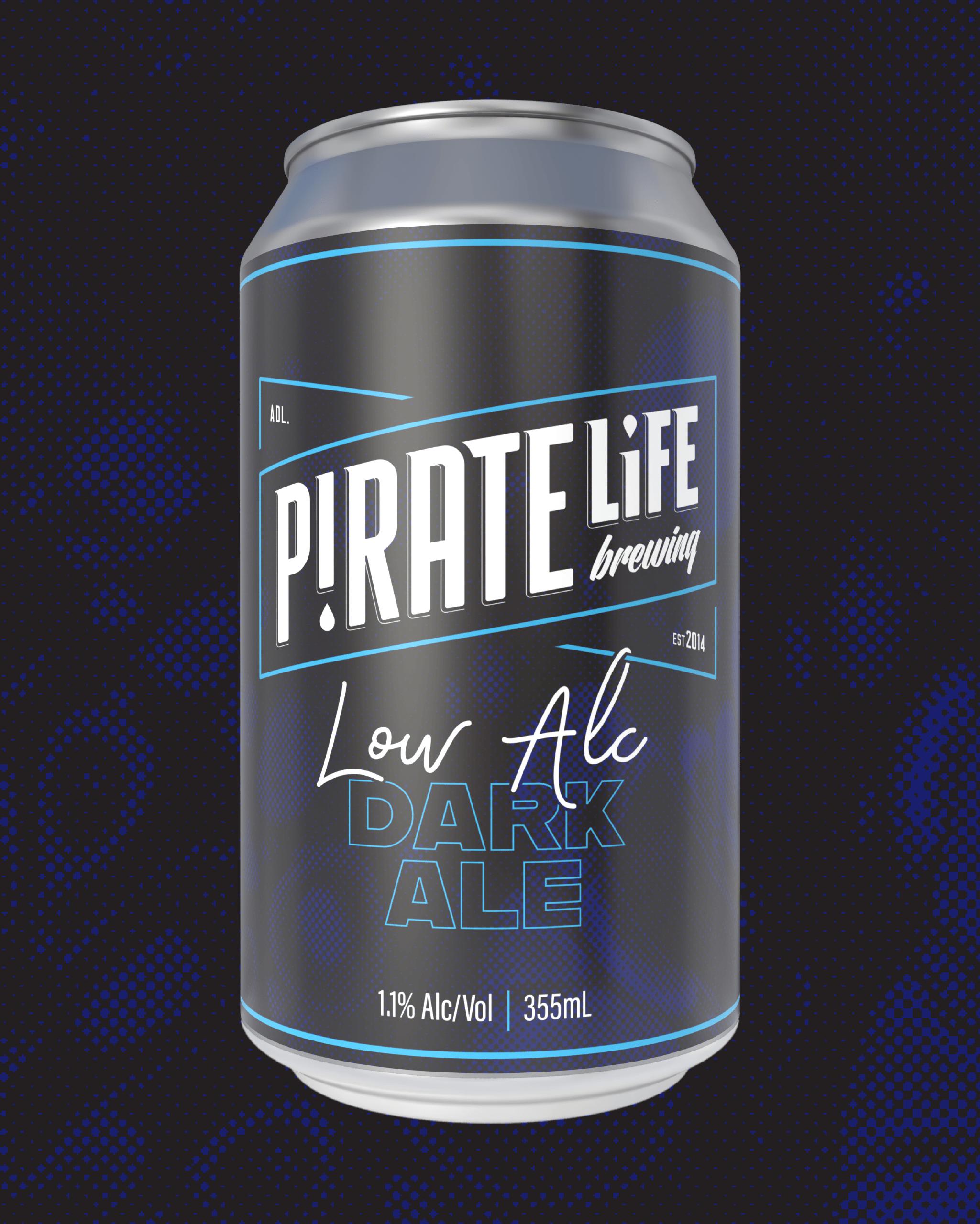 Low Alc Dark Ale