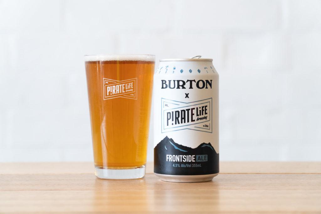 Burton X Pirate Life