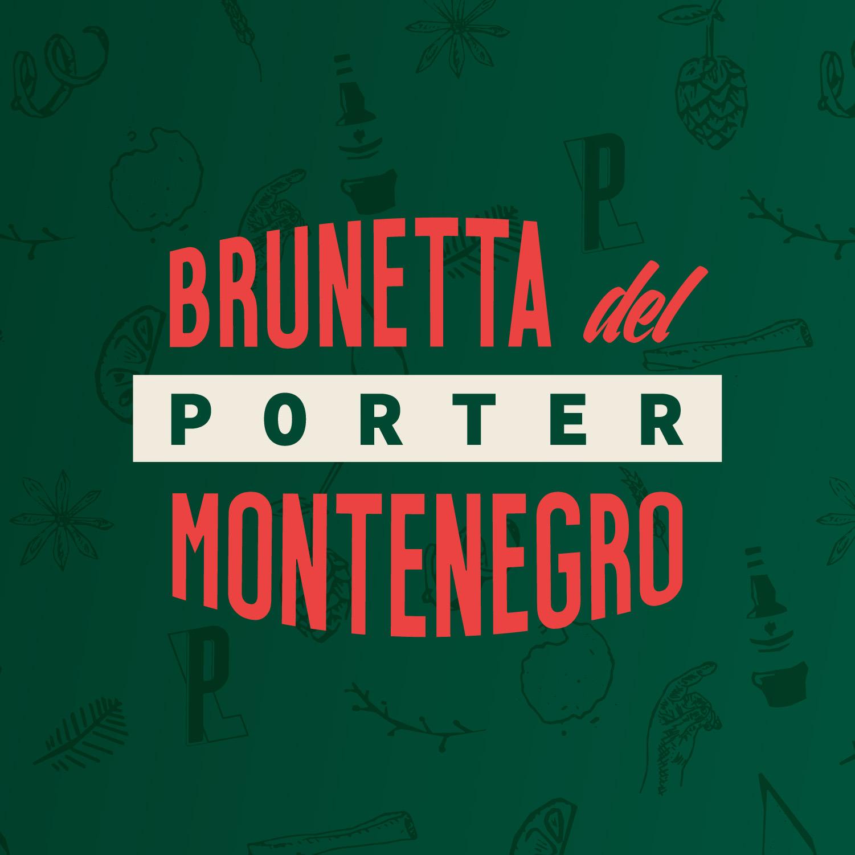BRUNETTA DEL MONTENEGRO
