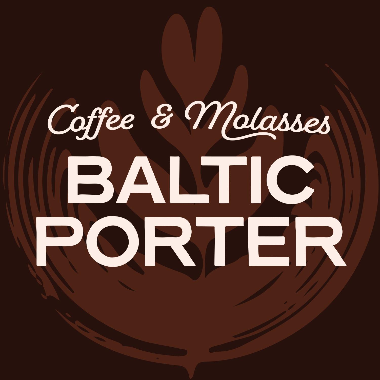 COFFEE & MOLASSES BALTIC PORTER