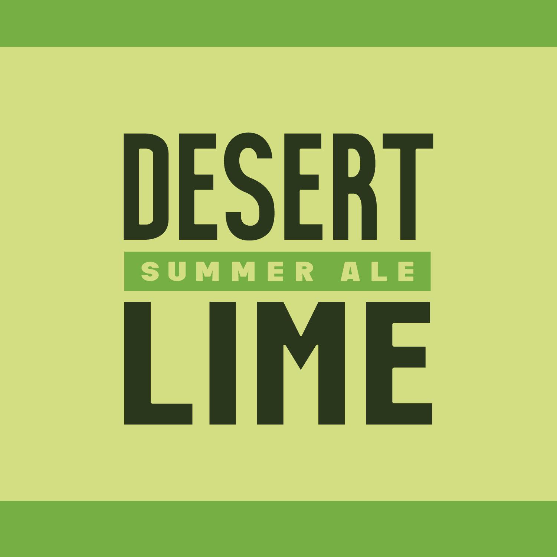 DESERT LIME SUMMER ALE