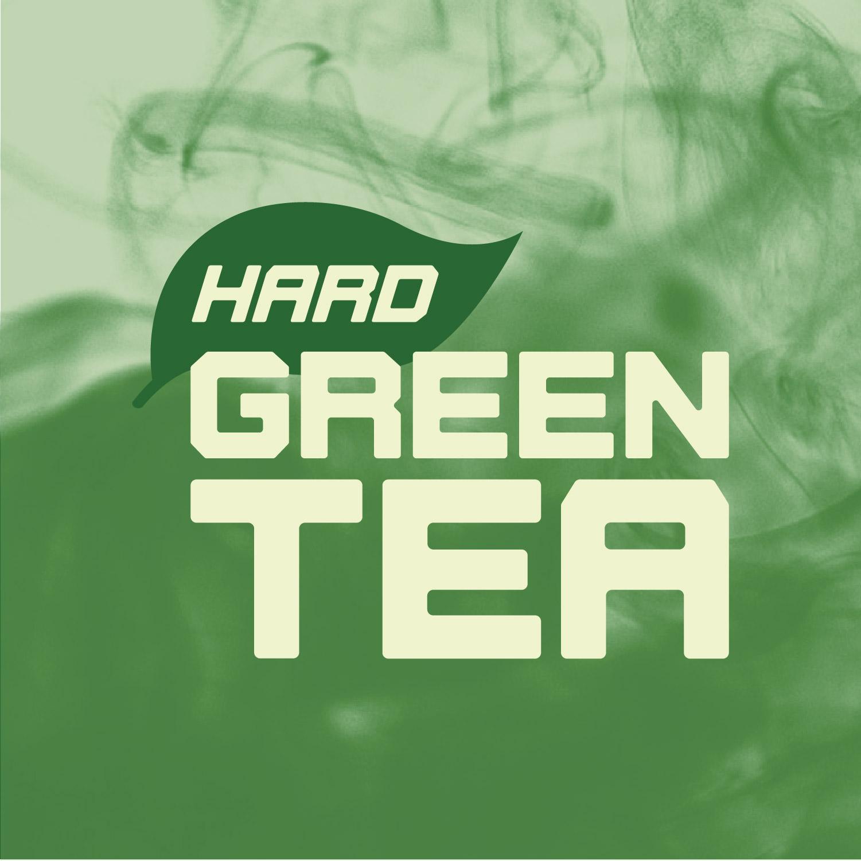 HARD GREEN TEA
