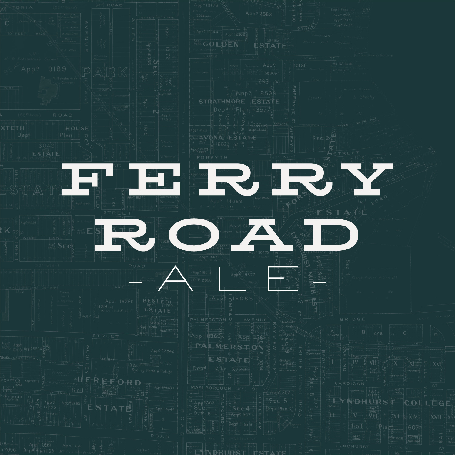 FERRY ROAD ALE