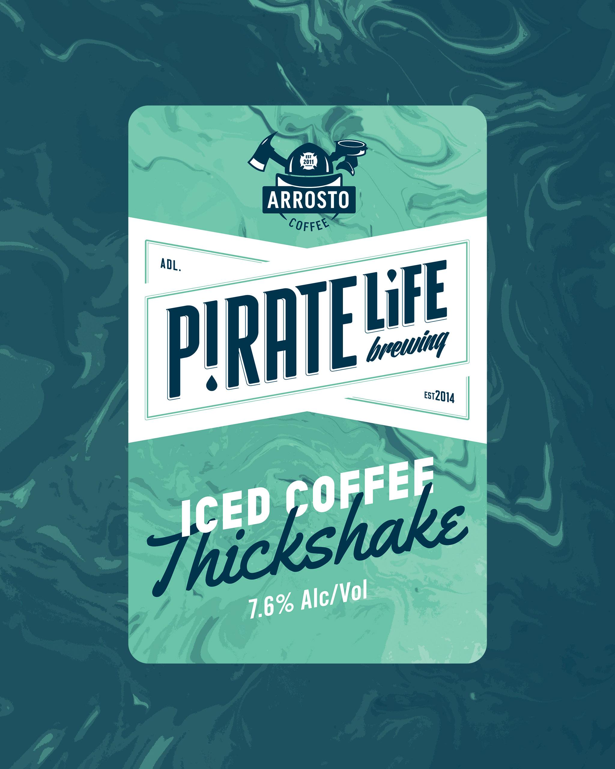 ICED COFFEE THICKSHAKE