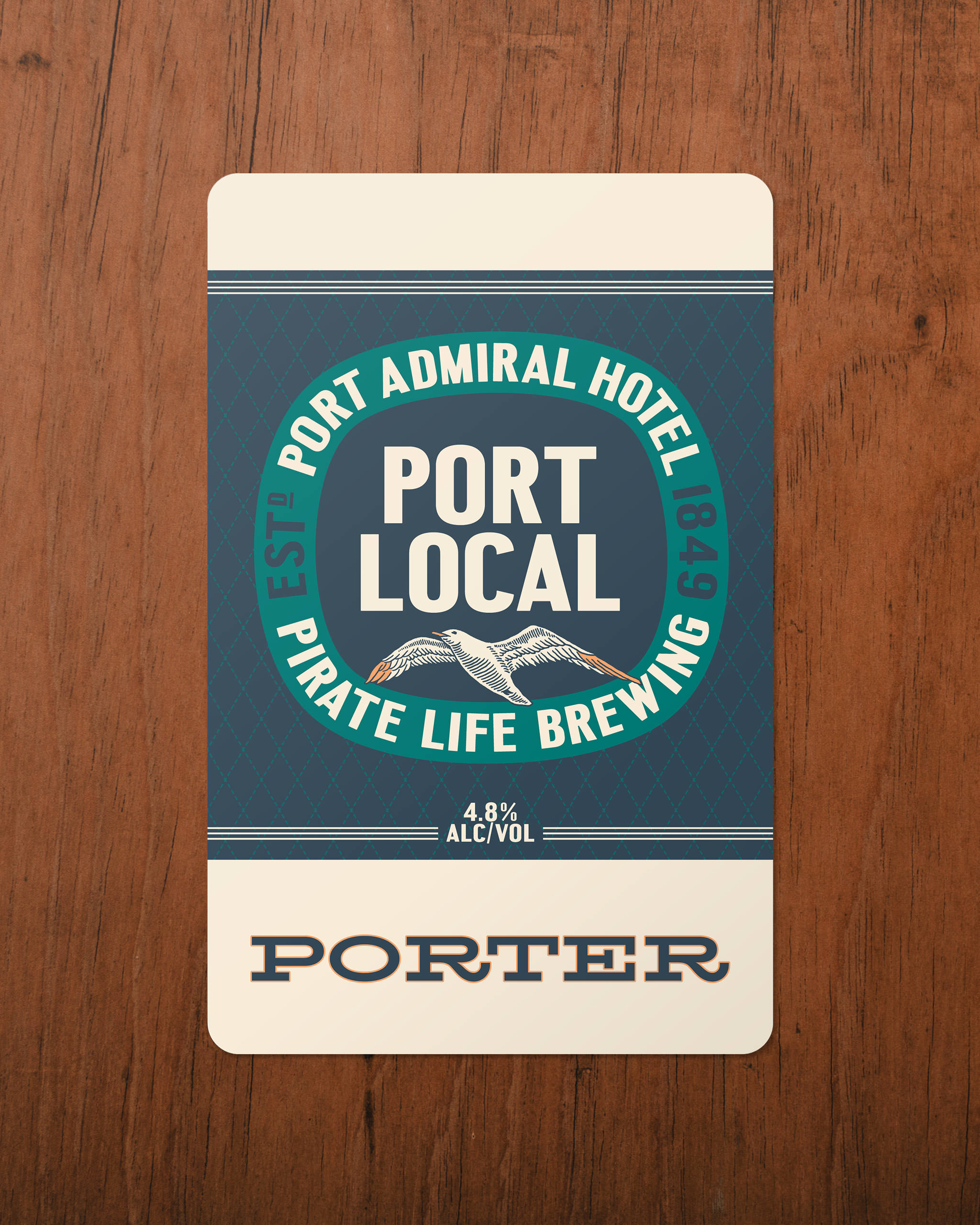 PORT LOCAL PORTER