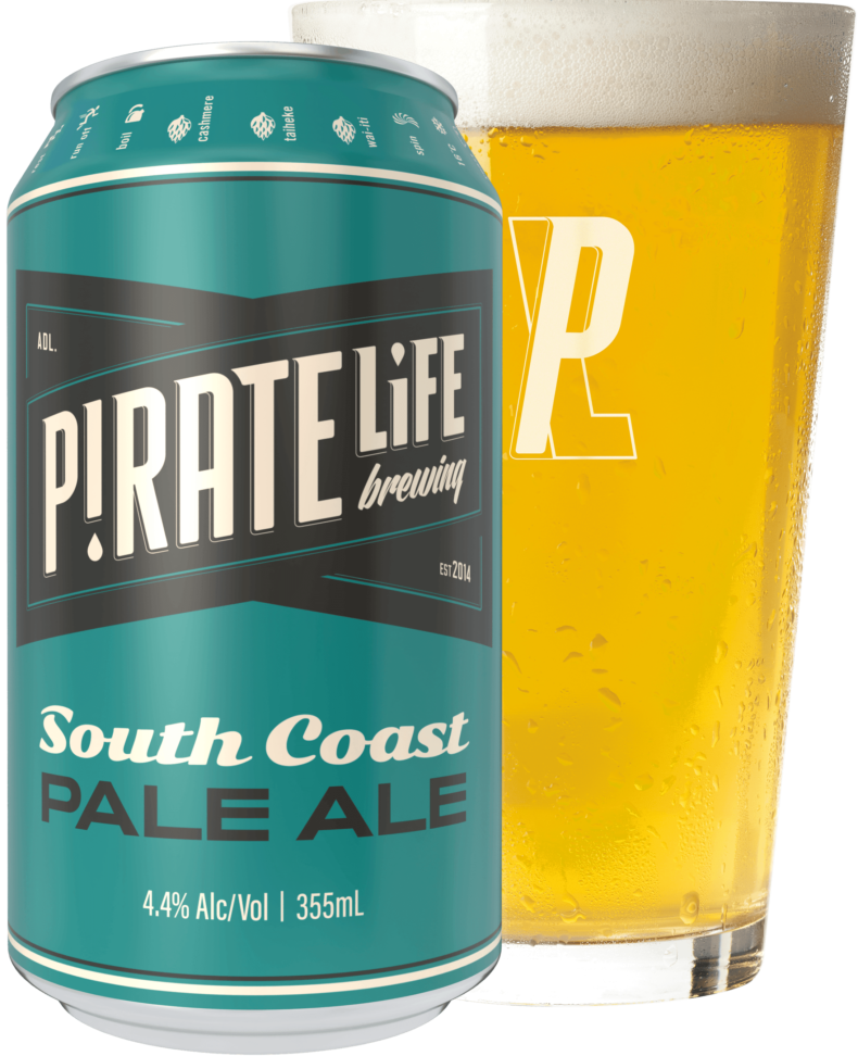 South Coast Pale Ale