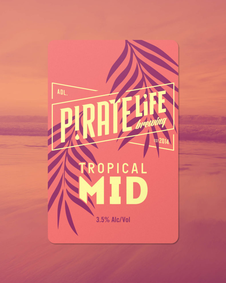 TROPICAL MID ALE