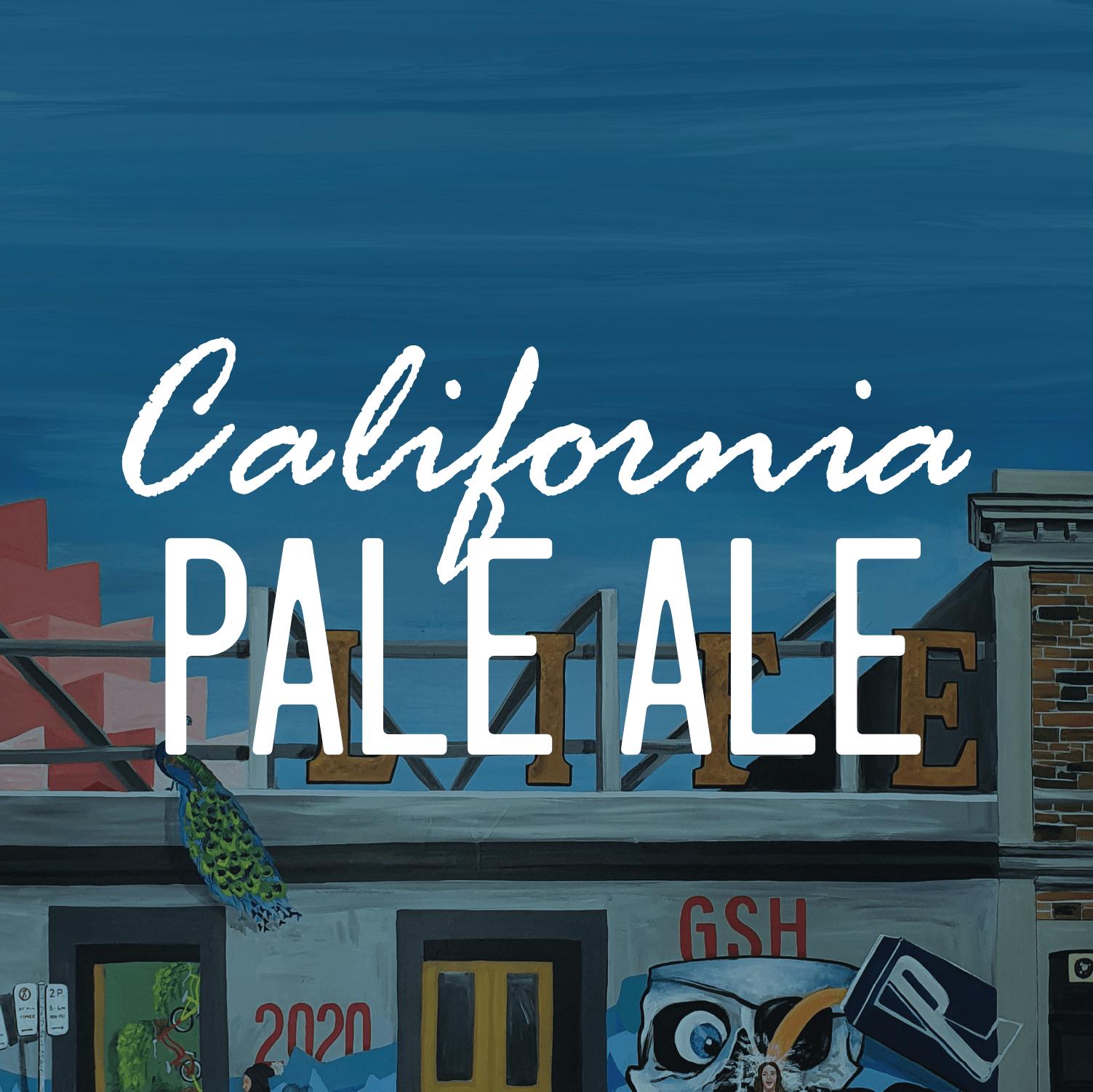 California Pale Ale Pirate Life