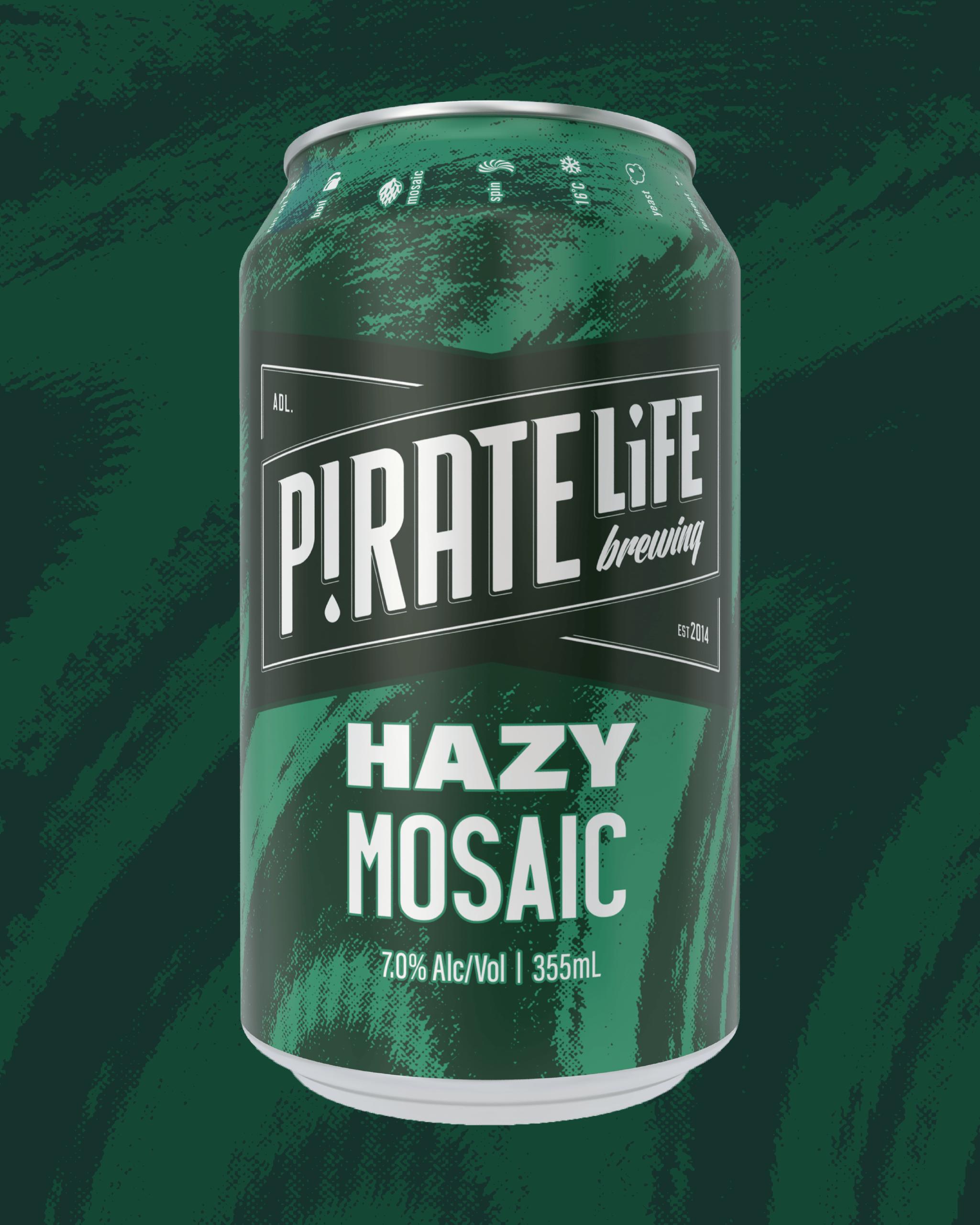 Hazy Mosaic